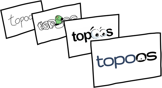 The evolution of topoos